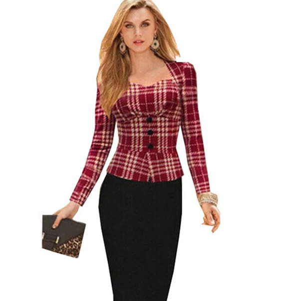 Plus Size Office Wear Malaysia