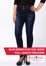 Plus Size Jeans Online Malaysia Archives - Plus Size Malaysia